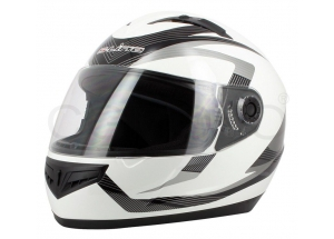 Full face S420 White Black