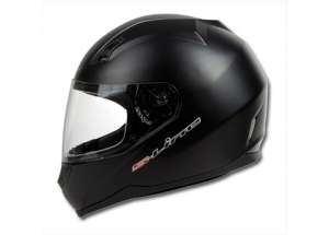 Full face helmet S400 Black Matt