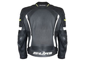 Racing Man Leather Jacket