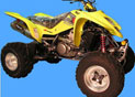 Silencer ATV LINE LTZ 400 2003 >