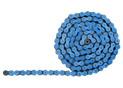 420 Hyper Reinforced 132 links - Blue Fluo links