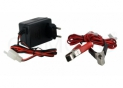 Motorcycle and scooter battery charger