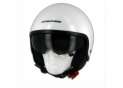 Open face S701 White Glossy