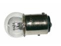 BIHR Box of 10 Light Bulbs 12V 23/8W BAY15D Small Glass G18