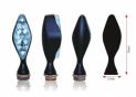 BIHR Losange LED Indicators Black Universal