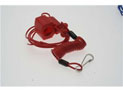 BIHR Racing Kill Switch for jet/ATV Red