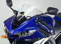 Windshield Double bending Yamaha