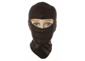 Balaclava Black Silk