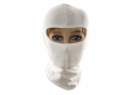 Balaclava White Cotton