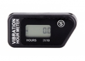 Vibration hour meter