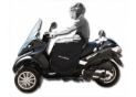 Leg cover scooter MP3 Touring