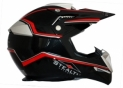 HD210 Cross Black and Red