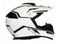HD210 Cross White and Black