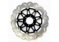 Floating brake disc Aprilia