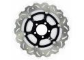 Floating brake disc Kawasaki
