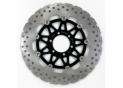Floating brake disc Yamaha