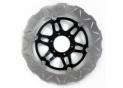 Floating brake disc Honda