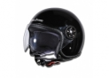 Open face LuxeCity Black Glossy
