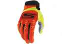 Cross gloves Orange & Fluo Yellow  CE 1KP homologated