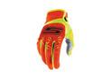 Gloves Cross Orange-Yellow