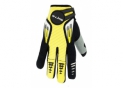 Gloves Pilot Yellow/Black