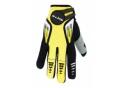 Gloves Pilot Yellow/Black