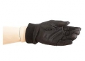 Under gloves Black Silk