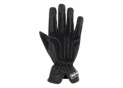 Leisure gloves leather fabric