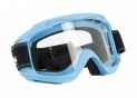 Goggle Cross PRO MX Blue Mat