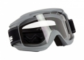Goggle Cross PRO MX grey Mat