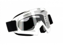 Goggle Cross ECO white