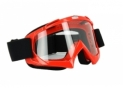 Goggle Cross ECO red