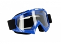 Goggle Cross ECO Blue