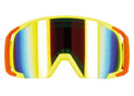 SCRUB MX goggle FluoY/Red