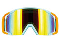 SCRUB MX goggle Blue/Orange