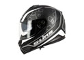 Full face helmet S440 Black White