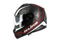 Full face helmet S440 Black Red