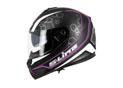Full face helmet S440 Black Pink