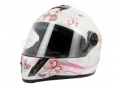 Full face Jr S485 Gray / Pink