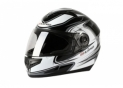 Full face helmet S420 Black/Black