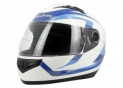Full face S420 White Blue