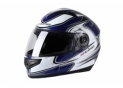 Full face helmet S420 Blue/Black
