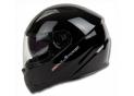 Full face helmet S401 Black Glossy
