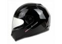 Full face helmet S400 Black Glossy