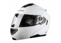 Flip up modular helmet S520 White
