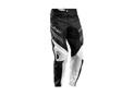 Cross pants white black