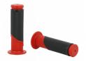 Handles red/black
