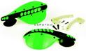 Universal hand protector green/black