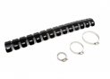 Exhaust protection 2 stroke black