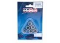 Rollers Kit x6 Ø15x12-5.5g